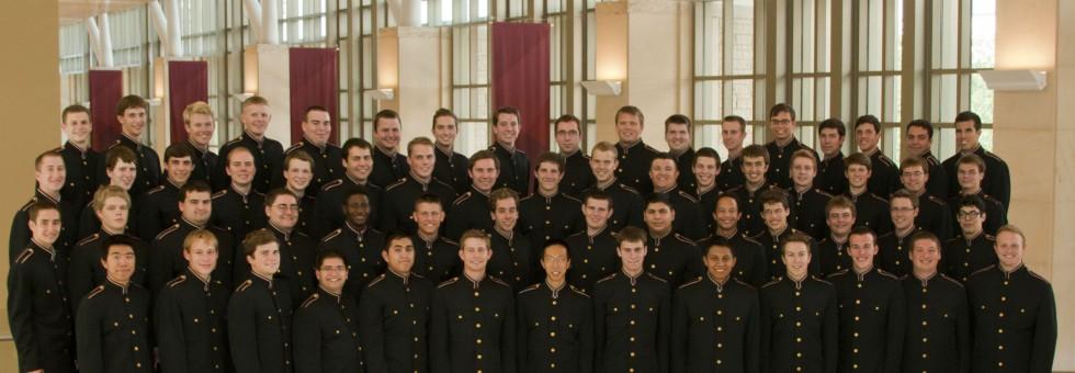 singing cadets